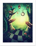Magical Kingdoms Art Print 208867311