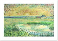 Impressionist Art Print 209628048