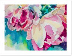 Floral Art Print 210015697
