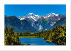 New Zealand Art Print 211091609