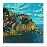 Impressionist Art Print 211960511