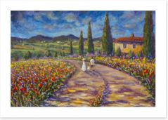 Impressionist Art Print 213789748