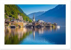 Europe Art Print 213880912