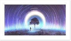 Contemporary Art Print 214454770