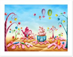 Magical Kingdoms Art Print 216961007