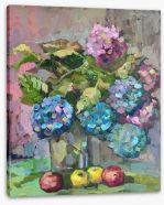 Still Life Stretched Canvas 218622703