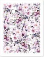 Flowers Art Print 220650104