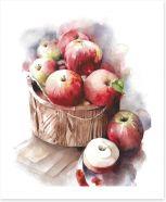 Kitchen Art Print 221171198