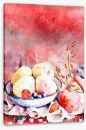 Kitchen Stretched Canvas 221366483