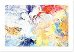 High hopes Art Print 222436497