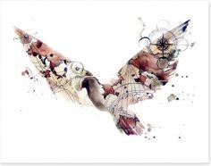 Birds Art Print 222527055