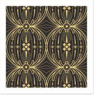 Art Deco Art Print 224860377