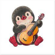 Animal Friends Art Print 225850518