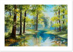 Landscapes Art Print 226095980