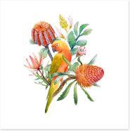 Birds Art Print 231373885