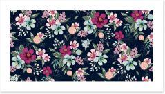 Flowers Art Print 232456916