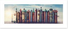 Magical Kingdoms Art Print 234223852