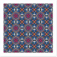 Geometric Art Print 236149245