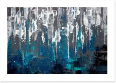 Abstract Art Print 237557894