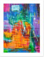 Abstract Art Print 237706390