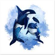 Animals Art Print 238690434