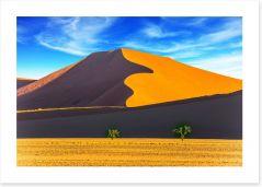 Desert Art Print 241579180