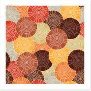 African Art Print 243359649