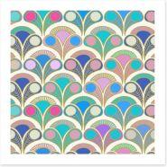 Art Deco Art Print 243842846