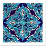 Indian Art Print 245020563