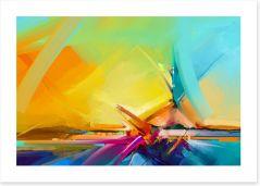 Abstract Art Print 245292688