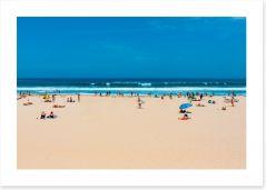 Sydney Art Print 247540977