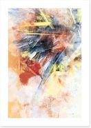 Contemporary Art Print 248236070