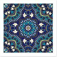 Islamic Art Print 248375019