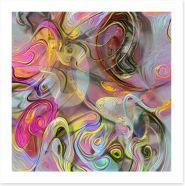 Bedroom Art Print 249923020