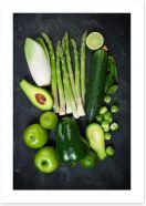 Food Art Print 251353005