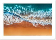 Beaches Art Print 252340761