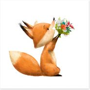 Animal Friends Art Print 254597500