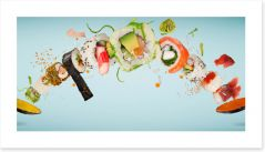 Food Art Print 255916640