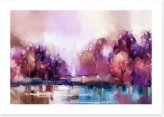 Autumn Art Print 257481309