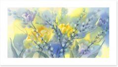 Watercolour Art Print 257922070
