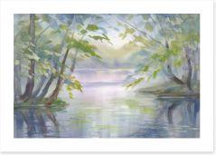 Watercolour Art Print 260759394