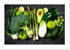 Food Art Print 262284171