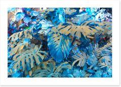 Leaves Art Print 263981736