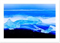 Winter Art Print 264992604
