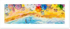 Beaches Art Print 268270514