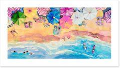 Beaches Art Print 268270520