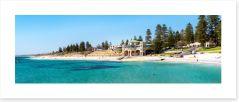 Perth Art Print 269674843