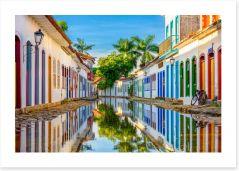South America Art Print 273380767