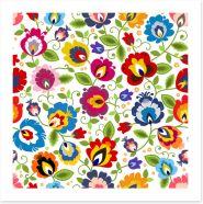 Folk Art Art Print 275252080