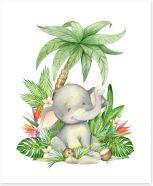 Animal Friends Art Print 277187579